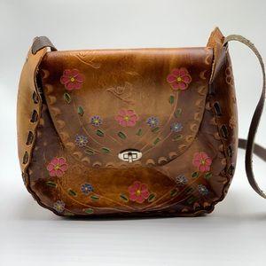 Handbags - Beautiful Mexican bag artesanal